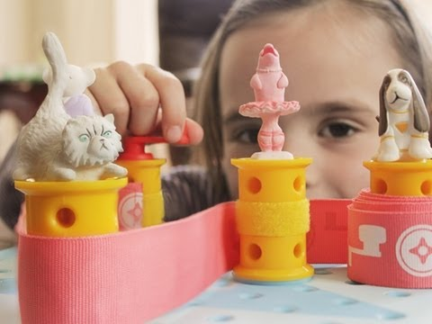 girl with GoldieBlox