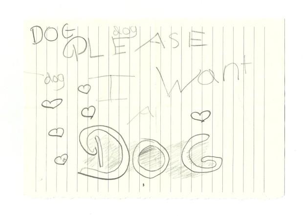 i want a dog 1