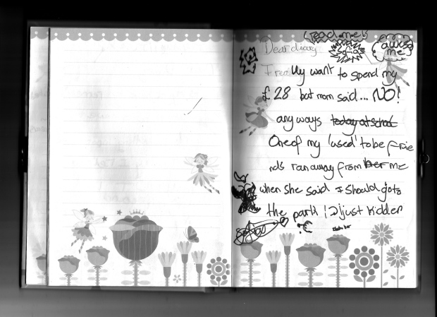 Sofia´s diary