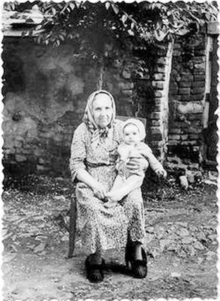 Юлия Тимошенко с бабком