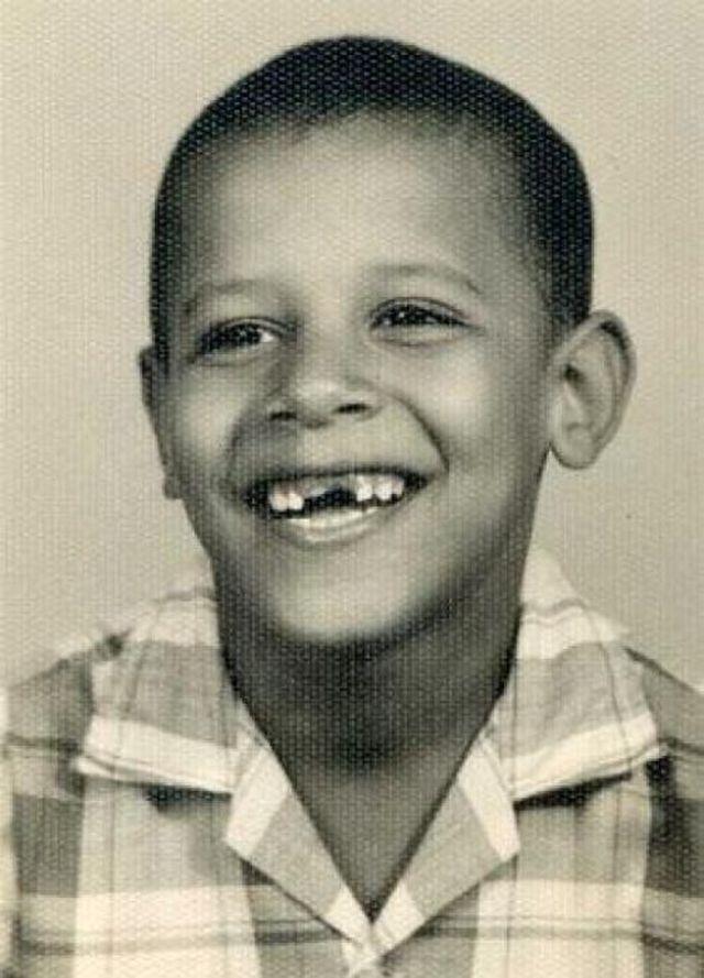 barack obama baby picture - photo #2